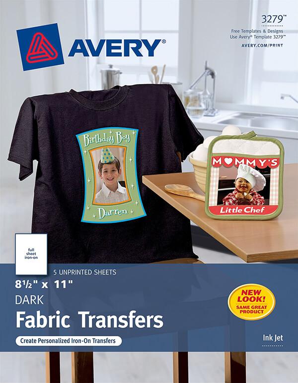 avery dark t shirt transfers 3279 avery online singapore