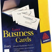 Avery® Two-Side Printable Clean Edge® Business Cards-5871 - Avery ...
